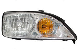 Fits Ford Focus 2005 2006 2007 New Right Passenger Headlight
