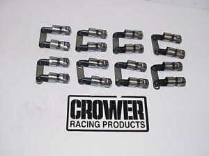 Crower 937 Roller Lifters For Sb2 2 Chevy Bowtie Block With hippo Oiling Kk4