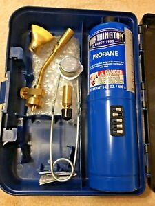 Mag torch Mt700 Usa Deluxe 7 Piece Propane Torch Kit Soldering Brazing Tool