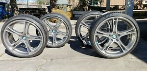 Bmw 3 4 Series 12 18 F30 F32 Style 361 Wheel Tire 20 S Inch Wheel Set
