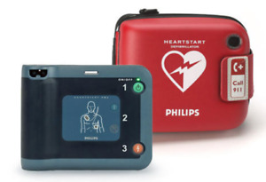Philips Heartstart Frx Onsite Aed Biomed Recertified 4 Year Warranty