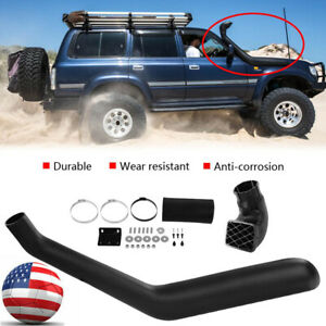 Car Auto Intake Snorkel System Kit For Toyota Land Cruiser 80 Series 1990 1997