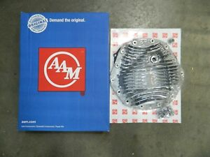 Dodge Ram 2003 up 2500 3500 Aam 11 5 Aluminum Differential Cover Pan Kit Gm