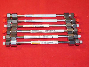 Lot Of 6 Varian Polaris C8 a 3u 150mm Hplc Columns