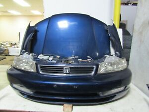 Jdm 1996 2000 Honda Civic Ek Domani Complete Front End With Fenders And Hood