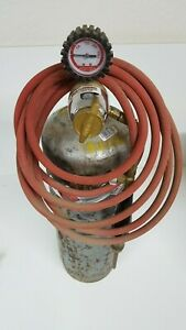Uniweld Torch Acetylene For Plumbing Or Hvac Approx 12 5 Ft Hose With Tank