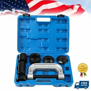 4 in 1 Ball Joint Service Tool Set With 4 wheel Drive Adapters For Ford Vehicles