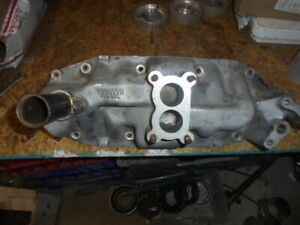 Ford Flat Head Model A 60 Hp Aluminum Intake Vedette 100170 Midget