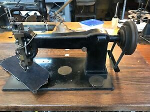 Cornely Class A Embroidery Machine With Motor And Table Working
