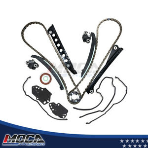 Timing Chain Kit W Cover Gaskets Fit 05 08 Ford F 150 Expedition 5 4l Sohc Moca