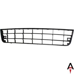 Front Grille For Volkswagen Rabbit 2 Bars With Fog Lamp Hole