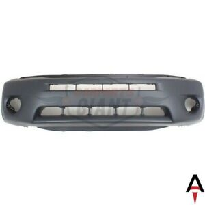 Front Bumper Cover For Toyota Rav4 Without Flares Hole