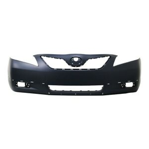 Front Bumper Cover For Toyota Camry With Spoiler Hole