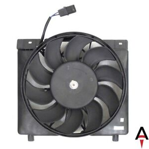 For Jeep Cherokee Front Radiator Fan 6cyl