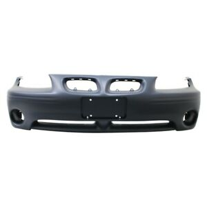 Front Bumper Cover For Pontiac Grand Prix