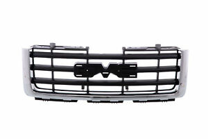 Front Grille For Gmc Sierra 1500