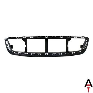 Front Lower Center Bumper Cover Grille Reinforcement For 2013 2014 Ford Mustang