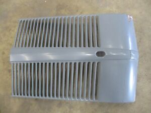 Ferguson To20 To30 Original Front Grill Panel Antique Tractor