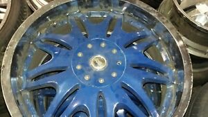 22 Inch Rims And Tires Several Sets