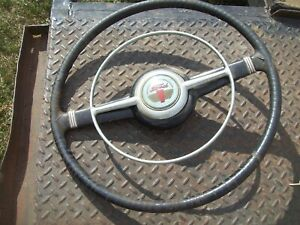 1941 46 48 Ford Steering Wheel 32 Ford Race Hot Rod Coupe Trog A Jalopy Rat Rod
