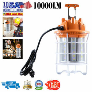 Led High Power Construction Temporary Light 100w 14000 Lumens