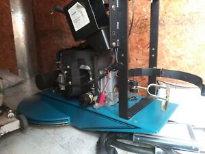 Eagle Hi Speed 27 Propane Burnisher