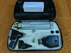 Welch Allyn 71050 Rechargeable Handle 3 5v 25200 Otoscope 11610 Ophthalmoscope