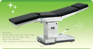 Surgical Operating Table Jy c Multi Purpose Manual X ray C arm Compatible New
