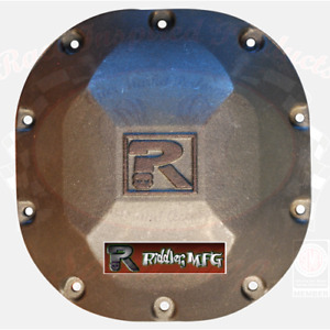 Riddler Mfg Made In Usa Cnc Rear Differential Cover For 8 8 Ford Rear Diff Rf88