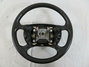 1999 2004 Ford Mustang Leather Wrapped Steering Wheel Oem Factory Ford Gt