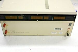 Venable Industries Inc Model 250 S 5740b Frequency Response Analyzer