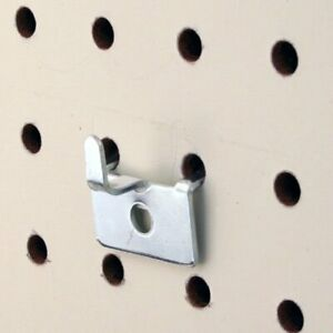Pegboard Utility Notch Hook Picture Hanger For Slatwall Peg Wall