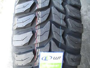 4 New 255 70r16 Inch Crosswind Mud Tires 2557016 M t Mt 255 70 16 70r R16 8 Ply