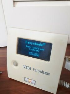 Vita Easyshade Dental Shade Matching Color System Color Meter used