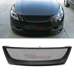 Mesh Grill Grille Fits For Lexus Gs Gs300 Gs350 Gs430 06 07 2006 2007 F Sport