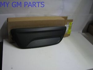 2013 2016 Malibu Front Bumper Grille Trim Cover Right Passenger New Oe 20768847