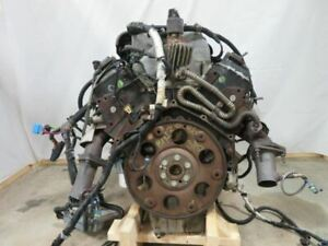 8 1 Liter Engine Motor L18 Gm Chevy 140k Complete Drop Out Ls Swap