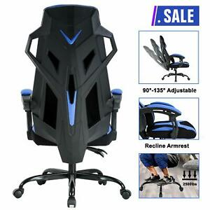 Pc Gaming Chair Ergonomic Office Chair Desk Chair Executive Swivel Rolling