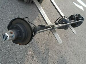 1975 Ford Truck F250 4 Wheel Drive Front Axle