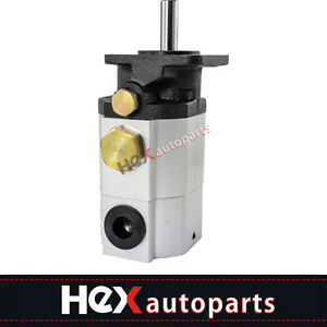 Hydraulic Log Splitter Pump 13gpm 2 Stage Hi Lo Gear Pump Logsplitter