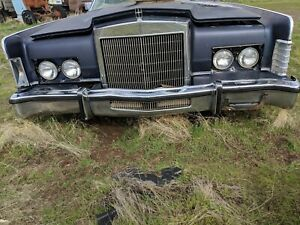 1975 1976 1977 1978 1979 Lincoln Continental Light 77 78 79