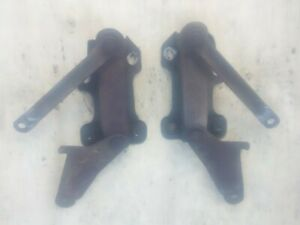 1949 1950 1951 1952 Chevrolet Convertible Hood Hinges Station Wagon Oem Coupe