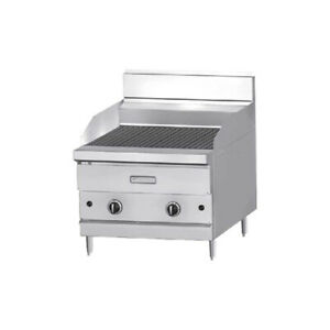 Garland Gf18 brl Gf Sentry Flame Failure Series Countertop Charbroiler 18