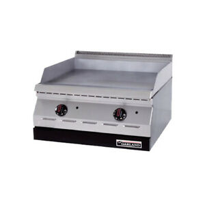 Garland Gd 24gth Designer Series Countertop Gas Manual Griddle 24
