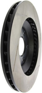 Disc Brake Rotor svt Cobra Front Right Stoptech Fits 00 01 Ford Mustang