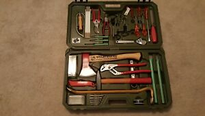 Heynen Waldteufel German Tool Set