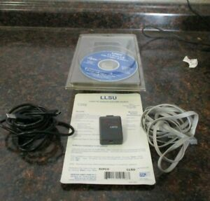 Supco Llsu Logit Software And Usb Interface Used Free Shipping