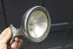 Vintage Hudson Automobile Marker Cowl Light Lamp