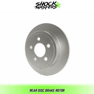 Rear Disc Brake Rotor For 2003 2006 Jeep Tj