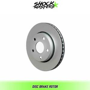 Front Disc Brake Rotor For 2018 Jeep Wrangler Jk With 11 89 Diameter Rotor